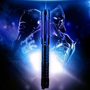 Blau Laser